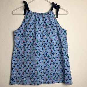 NWT Hannah Anderson Tie Shoulder Girls Dress